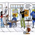 łódzkie centrum Komiksu