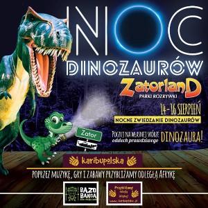Noc Dinozaurów