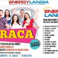 Praca w Energylandii