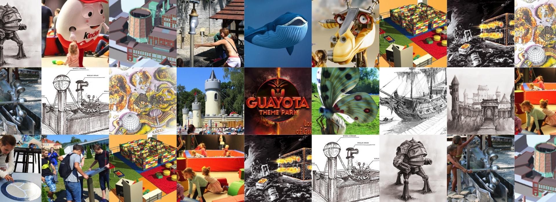 Projektowanie Parków Rozrywki